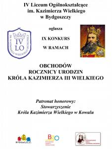 Regulamin konkursu KW 2020 - Kolor-1